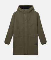 Куртка WeSC FW19 The Winter parka olive night