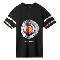 Топ HUF FA19 Woodstock Team knit top black