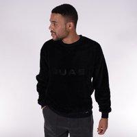 Флис Quasi HOQ19 Mo crew sweatshirt black -50%