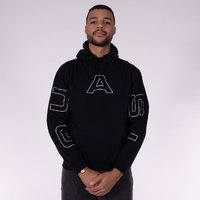 Худи Quasi HOQ19 Pace hood sweatshirt black -30%